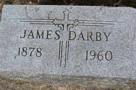 DARBY, JAMES - Montgomery County, Ohio | JAMES DARBY - Ohio Gravestone Photos
