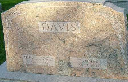 DAVIS, THOMAS JAMES - Montgomery County, Ohio | THOMAS JAMES DAVIS - Ohio Gravestone Photos