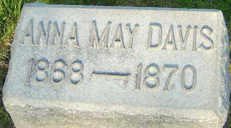 DAVIS, ANNA MAY - Montgomery County, Ohio | ANNA MAY DAVIS - Ohio Gravestone Photos