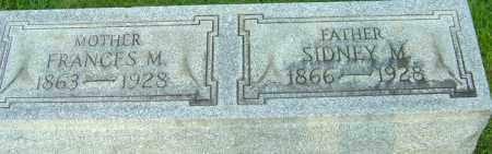 ALLEN DAVIS, FRANCES M - Montgomery County, Ohio | FRANCES M ALLEN DAVIS - Ohio Gravestone Photos