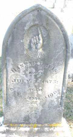 DAVIS, HANNAH - Montgomery County, Ohio | HANNAH DAVIS - Ohio Gravestone Photos