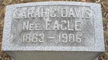 EAGLE DAVIS, SARAH C. - Montgomery County, Ohio | SARAH C. EAGLE DAVIS - Ohio Gravestone Photos