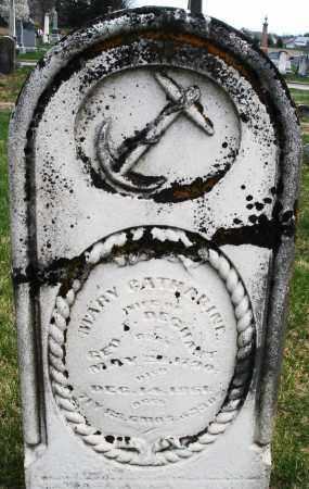 DECHANT, MARY CATHARINE - Montgomery County, Ohio | MARY CATHARINE DECHANT - Ohio Gravestone Photos