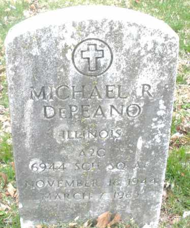 DEPEANO, MICHAEL R. - Montgomery County, Ohio | MICHAEL R. DEPEANO - Ohio Gravestone Photos