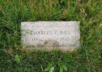 DILL, CHARLES F. - Montgomery County, Ohio | CHARLES F. DILL - Ohio Gravestone Photos