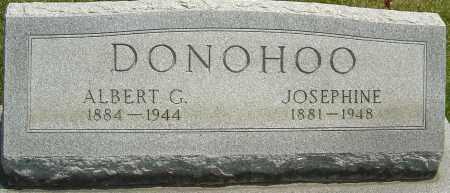 DONOHOO, JOSEPHINE - Montgomery County, Ohio | JOSEPHINE DONOHOO - Ohio Gravestone Photos