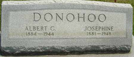 DONOHOO, ALBERT G - Montgomery County, Ohio | ALBERT G DONOHOO - Ohio Gravestone Photos