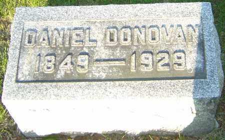 DONOVAN, DANIEL - Montgomery County, Ohio | DANIEL DONOVAN - Ohio Gravestone Photos