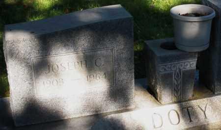 DOTY, JOSEPH C. - Montgomery County, Ohio | JOSEPH C. DOTY - Ohio Gravestone Photos