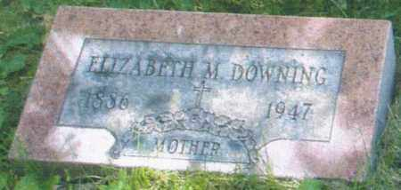 YOUNG DOWNING, ELIZABETH MAY - Montgomery County, Ohio | ELIZABETH MAY YOUNG DOWNING - Ohio Gravestone Photos