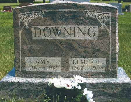 DOWNING, ELMER ELLSWORTH - Montgomery County, Ohio | ELMER ELLSWORTH DOWNING - Ohio Gravestone Photos