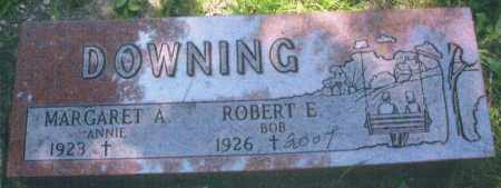 DOWNING, ROBERT EDWARD - Montgomery County, Ohio   ROBERT EDWARD DOWNING - Ohio Gravestone Photos