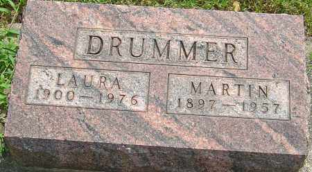 DRUMMER, LAURA - Montgomery County, Ohio | LAURA DRUMMER - Ohio Gravestone Photos