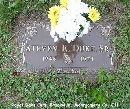 DUKE, STEVEN - Montgomery County, Ohio | STEVEN DUKE - Ohio Gravestone Photos