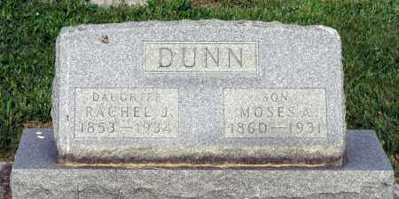 DUNN, MOSES A. - Montgomery County, Ohio | MOSES A. DUNN - Ohio Gravestone Photos