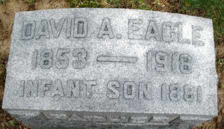 EAGLE, DAVID A. - Montgomery County, Ohio | DAVID A. EAGLE - Ohio Gravestone Photos