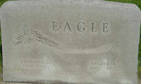 EAGLE, LESTER A - Montgomery County, Ohio | LESTER A EAGLE - Ohio Gravestone Photos