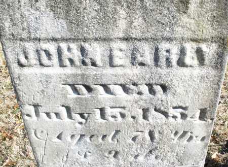 EARLY, JOHN - Montgomery County, Ohio | JOHN EARLY - Ohio Gravestone Photos