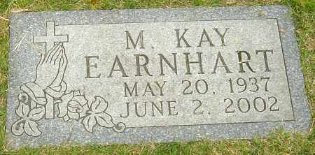 EARNHART, M KAY - Montgomery County, Ohio | M KAY EARNHART - Ohio Gravestone Photos