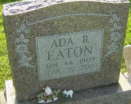 EATON, ADA R - Montgomery County, Ohio | ADA R EATON - Ohio Gravestone Photos