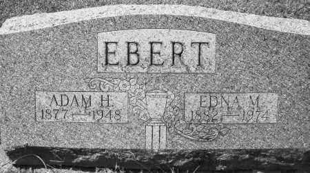 EBERT, ADAM H. - Montgomery County, Ohio | ADAM H. EBERT - Ohio Gravestone Photos