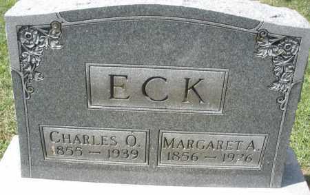 ECK, CHARLES O. - Montgomery County, Ohio | CHARLES O. ECK - Ohio Gravestone Photos