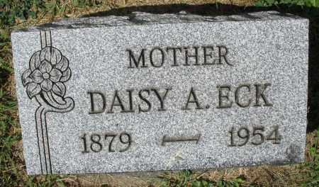 ECK, DAISY A. - Montgomery County, Ohio | DAISY A. ECK - Ohio Gravestone Photos
