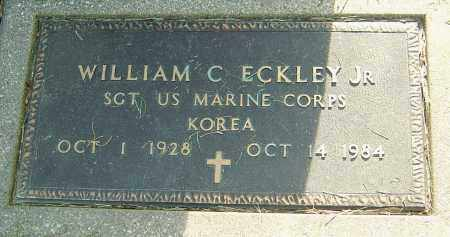 ECKLEY, WILLIAM C - Montgomery County, Ohio | WILLIAM C ECKLEY - Ohio Gravestone Photos