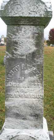 EHLERS, HENRY F. - Montgomery County, Ohio | HENRY F. EHLERS - Ohio Gravestone Photos