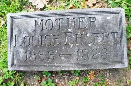 EHLERT, LOUISE - Montgomery County, Ohio   LOUISE EHLERT - Ohio Gravestone Photos