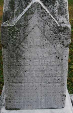 EHREN, FRANK W. - Montgomery County, Ohio | FRANK W. EHREN - Ohio Gravestone Photos