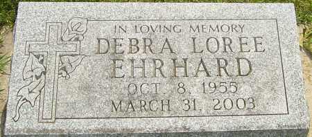 EHRHARD, DEBRA LOREE - Montgomery County, Ohio | DEBRA LOREE EHRHARD - Ohio Gravestone Photos