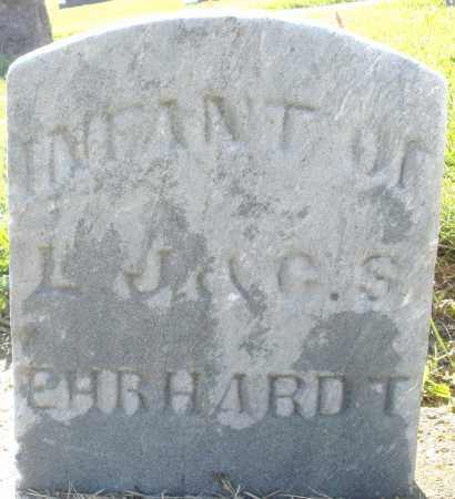 EHRHARDT, INFANT - Montgomery County, Ohio | INFANT EHRHARDT - Ohio Gravestone Photos