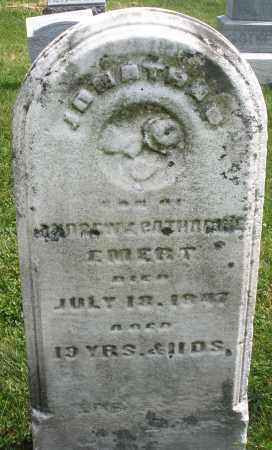 EMERT, JONATHAN - Montgomery County, Ohio | JONATHAN EMERT - Ohio Gravestone Photos