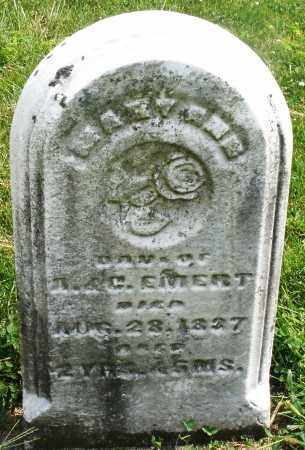 EMERT, MARY ANN - Montgomery County, Ohio | MARY ANN EMERT - Ohio Gravestone Photos