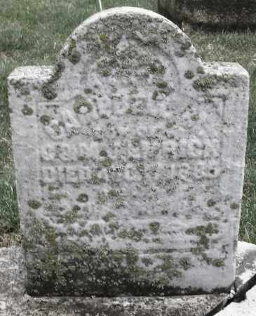 EMRICK, CAMPBELL M. - Montgomery County, Ohio | CAMPBELL M. EMRICK - Ohio Gravestone Photos