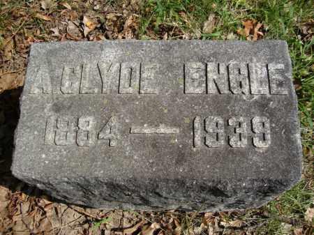 ENGLE, ARTHUR - Montgomery County, Ohio | ARTHUR ENGLE - Ohio Gravestone Photos