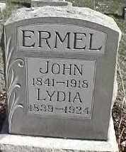 ERMEL, JOHN - Montgomery County, Ohio | JOHN ERMEL - Ohio Gravestone Photos