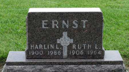 ERNST, HARLIN L. - Montgomery County, Ohio | HARLIN L. ERNST - Ohio Gravestone Photos
