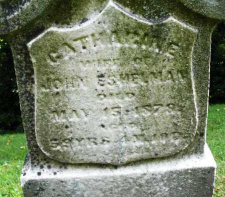 ESHELMAN, CATHARINE - Montgomery County, Ohio | CATHARINE ESHELMAN - Ohio Gravestone Photos