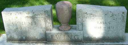 EWING, EARL C - Montgomery County, Ohio | EARL C EWING - Ohio Gravestone Photos