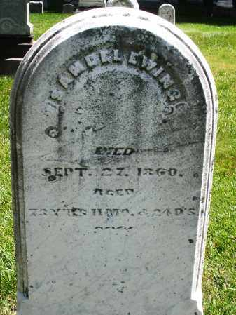 EWING, SAMUEL - Montgomery County, Ohio | SAMUEL EWING - Ohio Gravestone Photos
