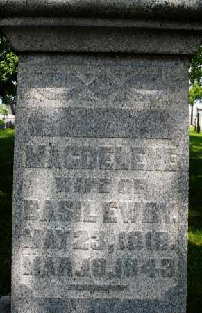 EWRY, MAGDELENE - Montgomery County, Ohio | MAGDELENE EWRY - Ohio Gravestone Photos