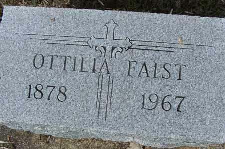 FAIST, OTTILIA - Montgomery County, Ohio | OTTILIA FAIST - Ohio Gravestone Photos