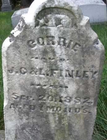 FINLEY, CORRIE - Montgomery County, Ohio | CORRIE FINLEY - Ohio Gravestone Photos