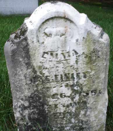 FINLEY, EMMA - Montgomery County, Ohio | EMMA FINLEY - Ohio Gravestone Photos