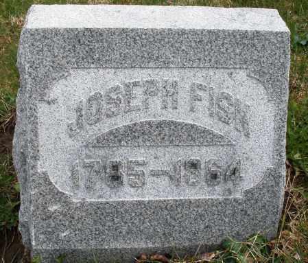 FISK, JOSEPH - Montgomery County, Ohio | JOSEPH FISK - Ohio Gravestone Photos