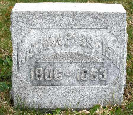 FISK, NATHAN - Montgomery County, Ohio | NATHAN FISK - Ohio Gravestone Photos