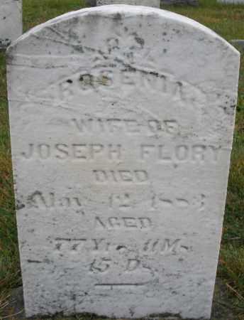 FLORY, ROSENIA - Montgomery County, Ohio | ROSENIA FLORY - Ohio Gravestone Photos