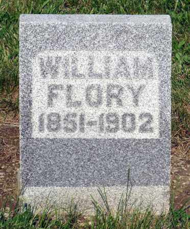 FLORY, WILLIAM - Montgomery County, Ohio | WILLIAM FLORY - Ohio Gravestone Photos